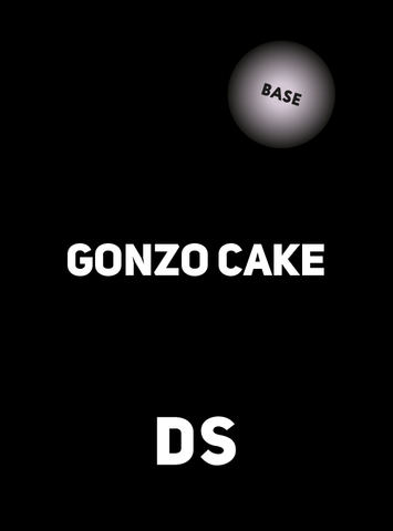 Accessory DS BASE GONZO CAKE 100