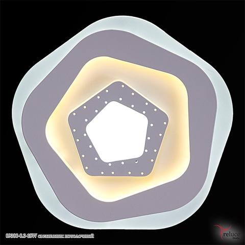 09380-0.3-18W светильник потолочный