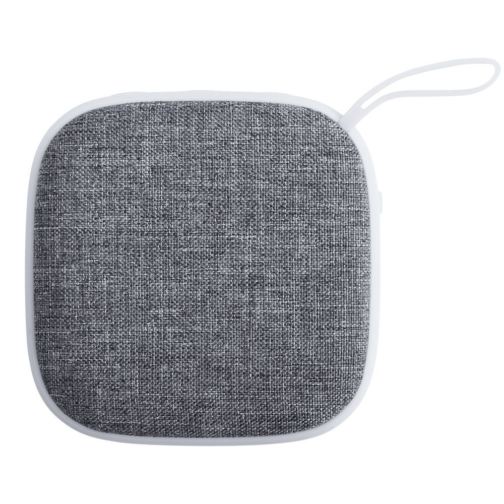 Chubby Bluetooth Speaker, white