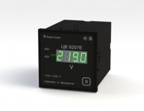 ЦВ 9257 Преобразователи измерительные цифровые напряжения постоянного тока