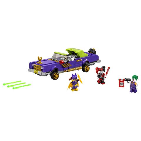 LEGO Batman Movie: Лоурайдер Джокера 70906 — The Joker Notorious Lowrider — Лего Супергерои ДиСи