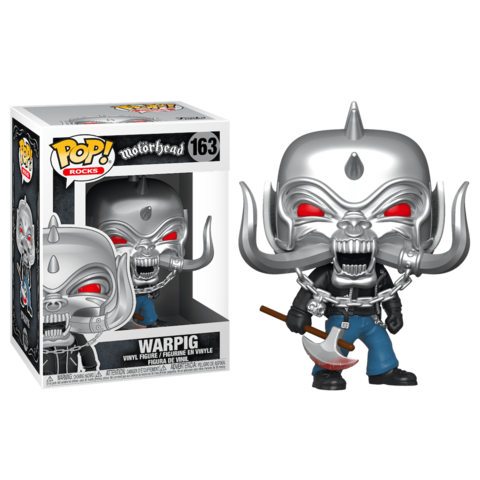 Warpig Motorhead Funko Pop! || Варпиг