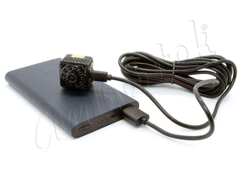 Ambertek Q11 Wi-Fi IP мини видеорегистратор