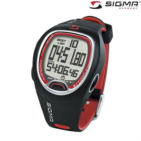 Часы спортивные SIGMA SC 6.12 26120