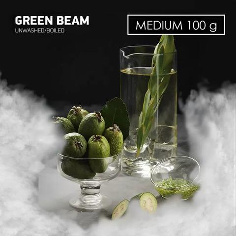 Табак Dark Side MEDIUM GREEN BEAM 100 г
