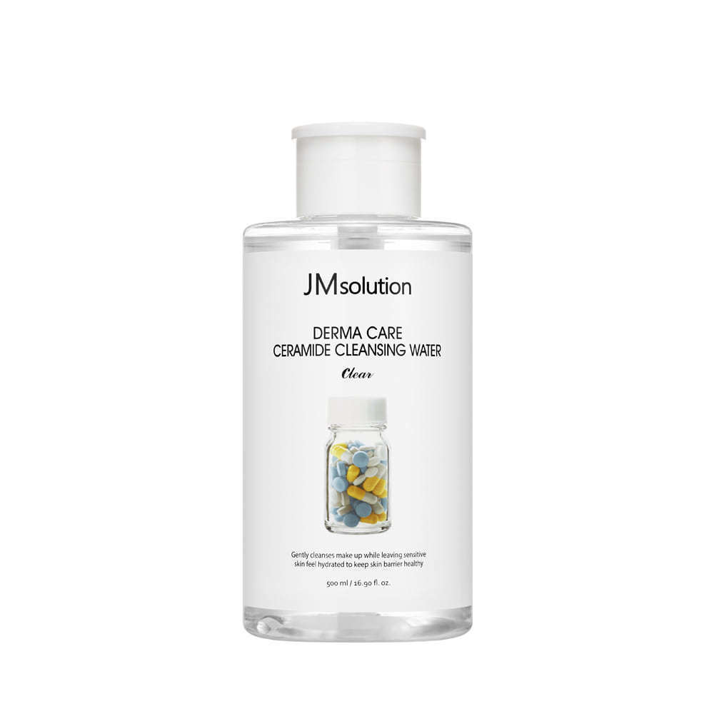 DERMA CARE CERAMIDE CLEANSING WATER CLEAR