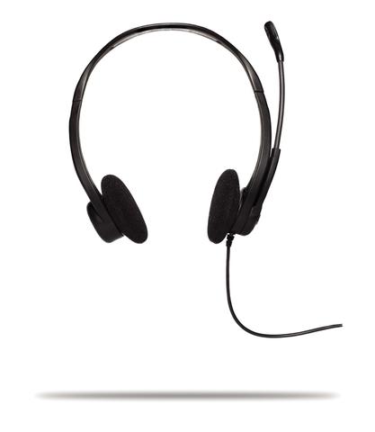 LOGITECH PC860 Stereo Headset