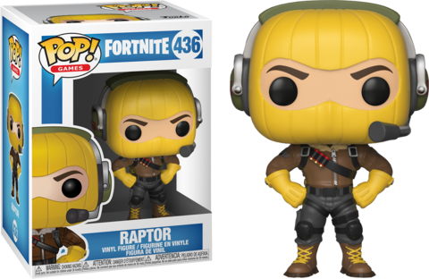 Фигурка Funko Pop! Games: Fortnite - Raptor