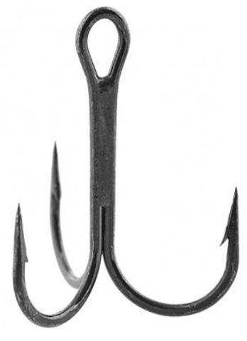 Крючки-тройники Lucky John Predator LJH236 № 2, 7 шт