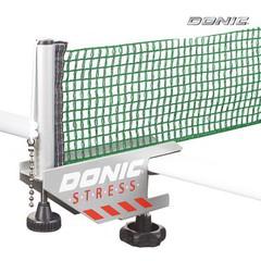 Сетка с креплением Donic STRESS серый/зеленый