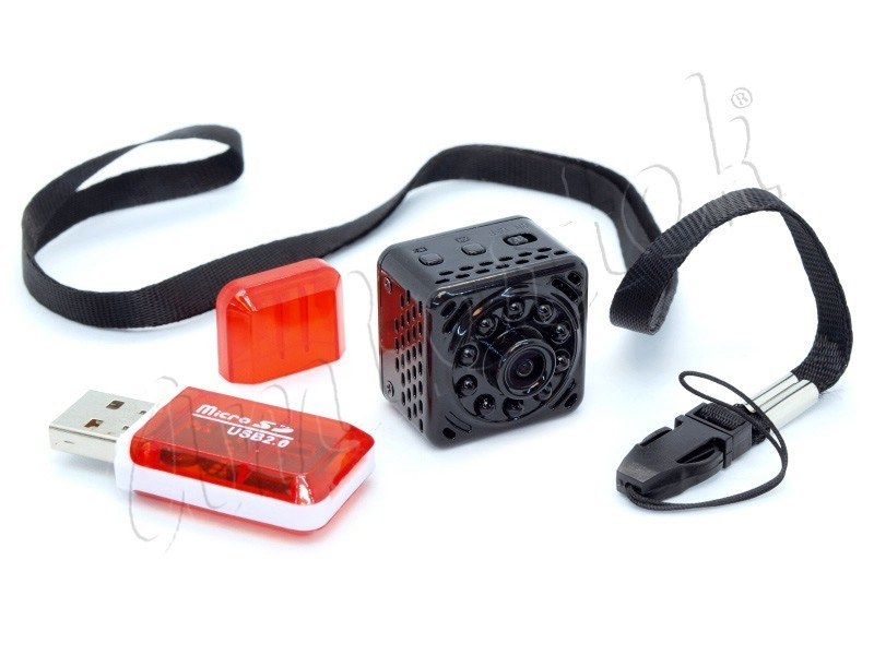Беспроводная мини видеокамера Ambertek Q11