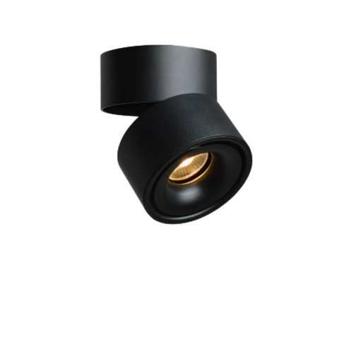 Накладной светильник 02 by DesignLed (черный)