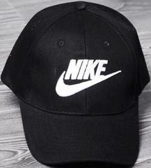 Американские бейсболки Nike 1144 Black-White.