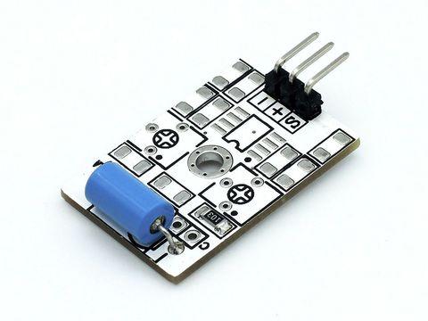 Датчик вибрации аналоговый