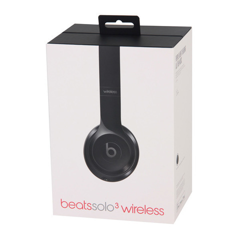 Beats Solo3 Wireless On-Ear Gloss Black