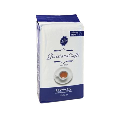 Кофе молотый Goriziana Caffe Aroma PIU, 250 г