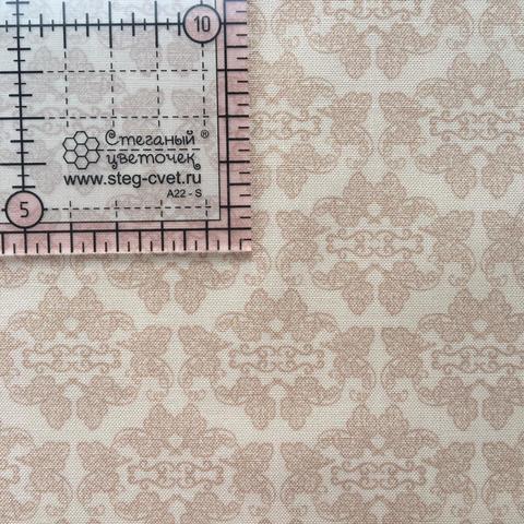 Ткань для пэчворка, хлопок 100% (арт. X0413)