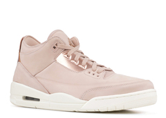 Air Jordan 3 Retro 'Rose Gold'