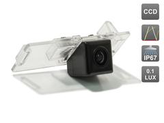 Камера заднего вида для Opel Antara Avis AVS326CPR (#012)