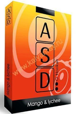 Бестабачная смесь ASD Hookah - Манго и Личи