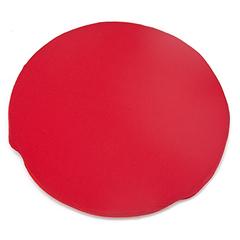 Подушка на стул Моцарт (Mozart) Красный