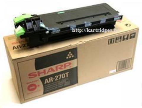 Картридж Sharp AR-270T