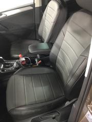 Чехлы на Volkswagen Tiguan II 2017–2019 г.в.