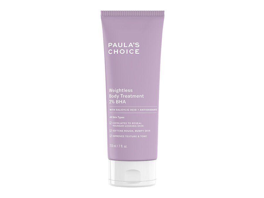 Крем для тела Paula's Choice Weightless Body Treatment 2% BHA 210 мл