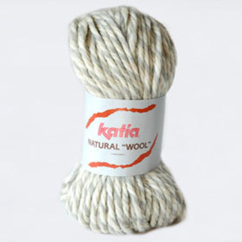 Пряжа Natural Wool Katia
