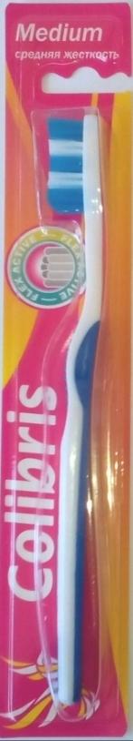 Зубная щетка арт.0922 средняя жесткость К40