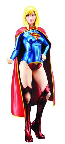 New 52 1/10 Supergirl Scale ArtFX Statue