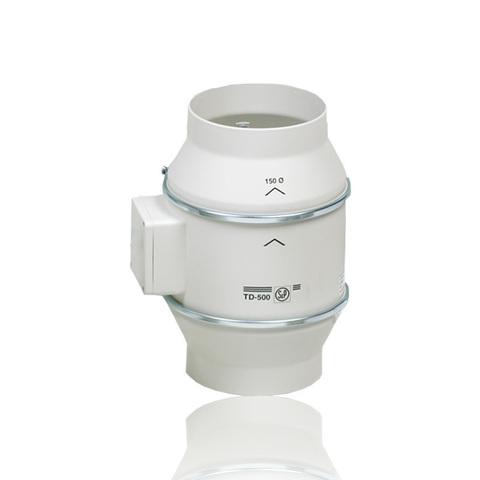 Канальный вентилятор Soler & Palau TD  500/150 3V