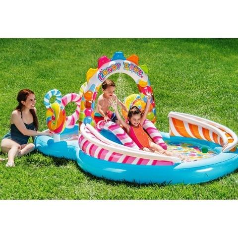 Детский бассейн INTEX 2,95*1,91*1,30cm.