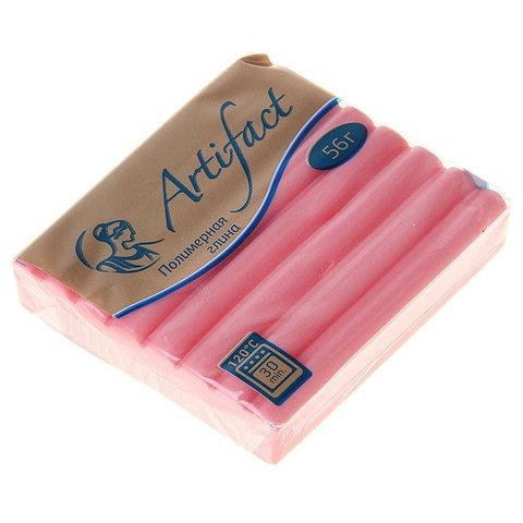 Пластика Artifact (Артефакт) брус 56г розовый фламинго