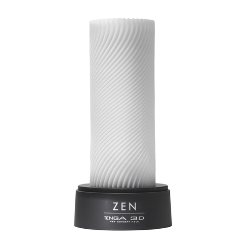 Tenga - Masturbator Sleeve 3D Zen