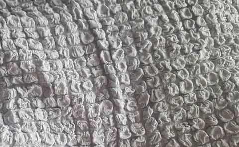 Комплект чехлов для дивана и двух кресел серый.