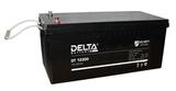 Аккумулятор Delta DT 12200 ( 12V 200Ah / 12В 200Ач ) - фотография