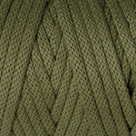 Macrame Cord (Макраме Корд). Цвет: зеленый. Артикул: 787