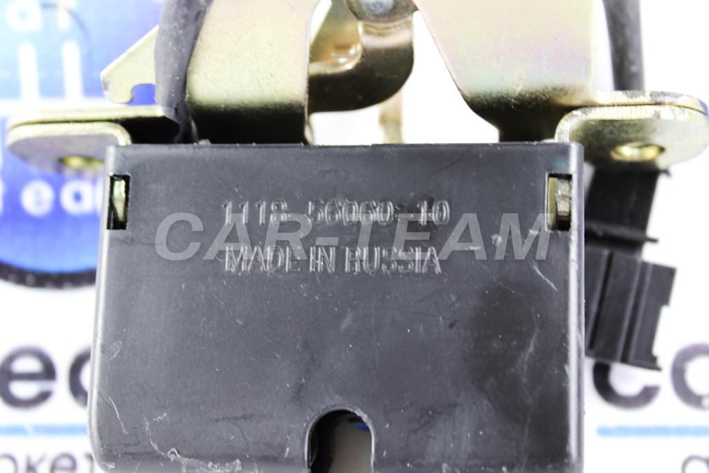 Электронный замок крышки багажника «ДААЗ» на Лада Калина 1, Приора 1 Хэтчбек (11180-5606010-10)