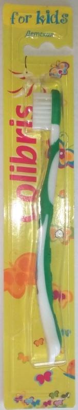 Зубная щетка арт.0916 средняя жесткость К40