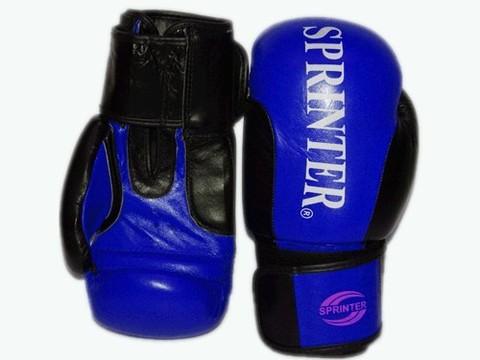 Перчатки бокс SPRINTER.  Размер-вес 10