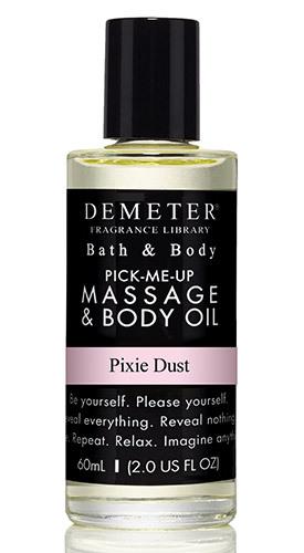 Масло для массажа «Волшебная пыльца» от Demeter
