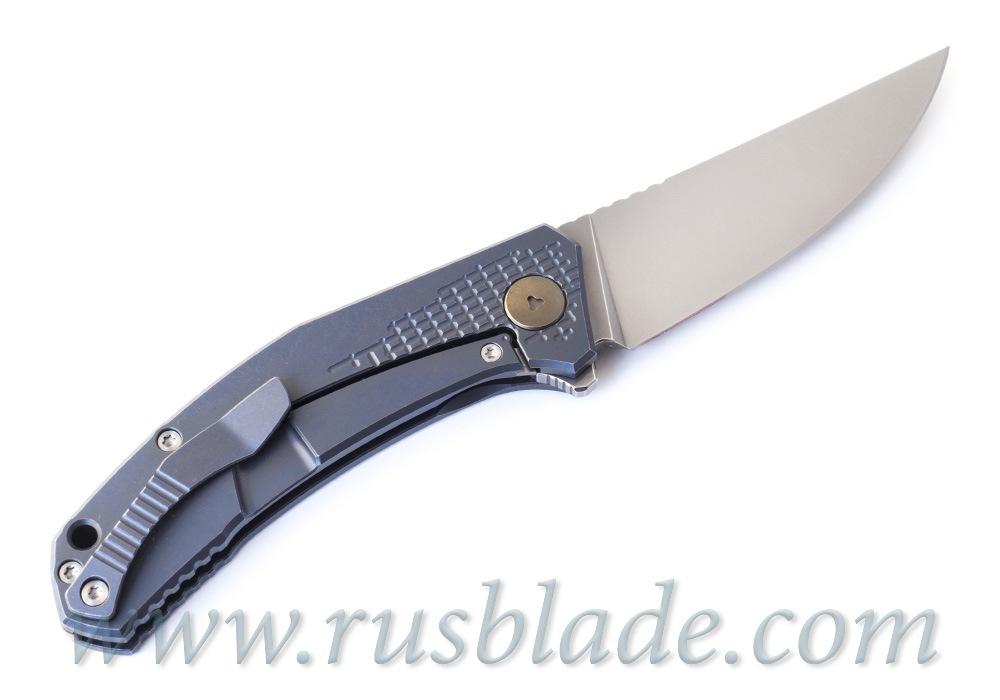 CUSTOM Shirogorov JEANS KNIFE Vanax 37 MRBS SIDIS