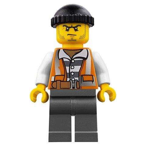 LEGO City: Стремительная погоня 60138 — Police High-speed Chase — Лего Сити Город