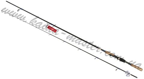 Спиннинг Kaida Lexus Sapphire Spin 2,4 метра, тест 3-15 гр