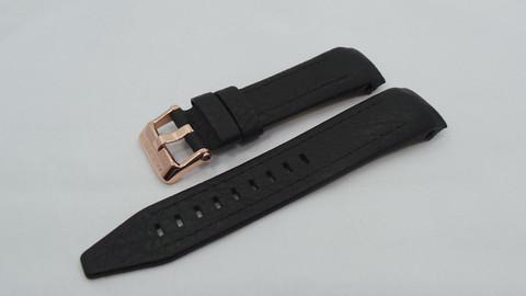 Ремешок кожаный для часов Восток Европа Луноход-2 6209209