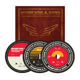 Mumford & Sons / Live From South Africa: Dust And Thunder (Gentlemen Of The Road Edition)(2DVD+CD)