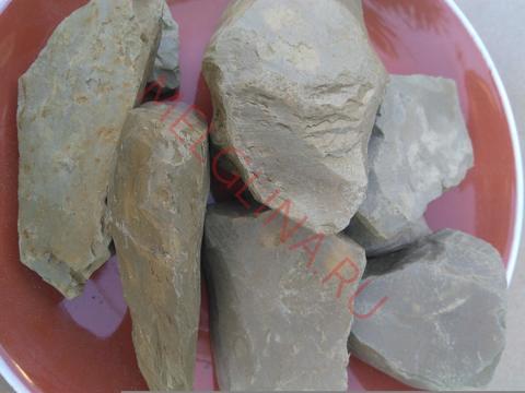 Глина казахстанская соленая Уйгурская коричневая