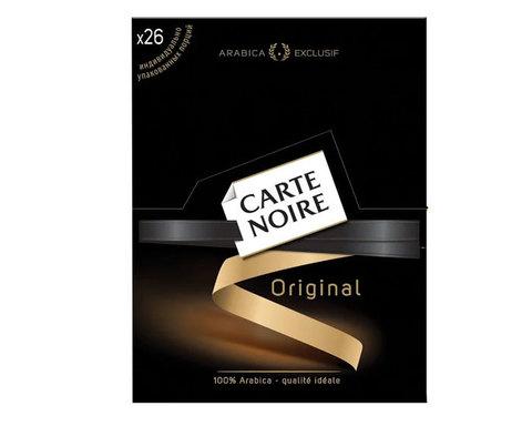 купить Кофе растворимый Carte Noire Original, 26 шт по 1,8 г