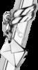 Carandache Ecridor - Mademoiselle PC Message Charm, шариковая ручка, F